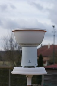 Pluviomètre Sivry-sur-Meuse