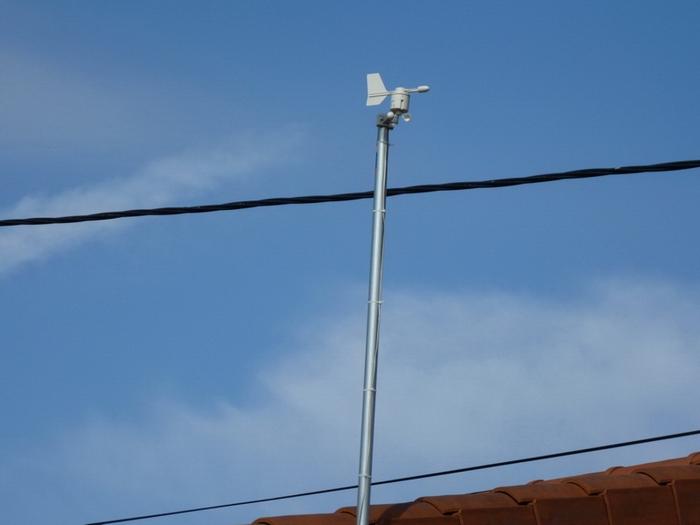 Photo anémomètre La Crosse Technology WS2355