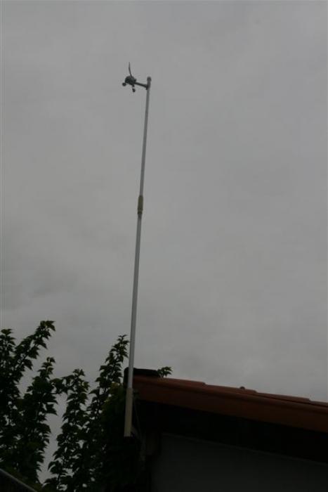 Photo anémomètre La Crosse Technology WS2800