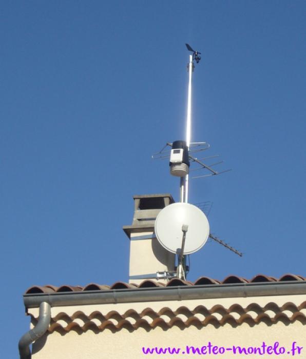 M t o mont limar 26200 dr me station - La chaine meteo montelimar ...