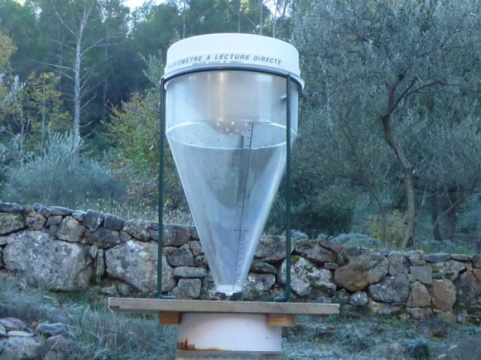 Photo pluviomètre Davis Instrument Vantage Pro2