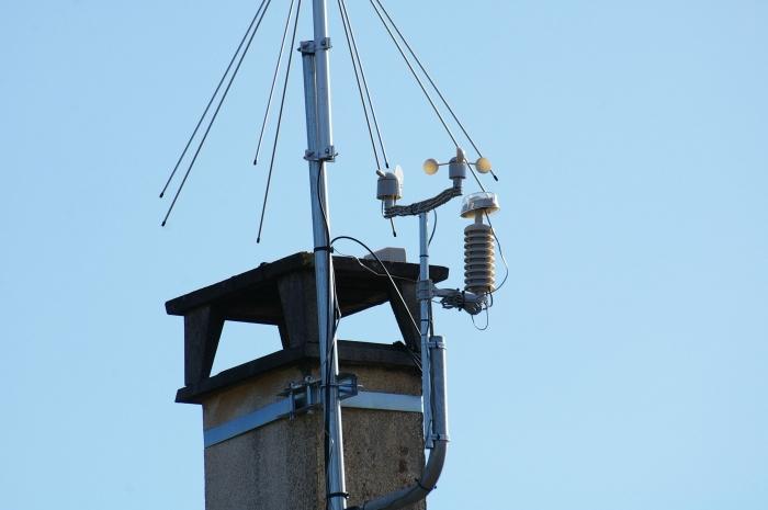 Photo pluviomètre PCE Instruments PCE-FWS 20