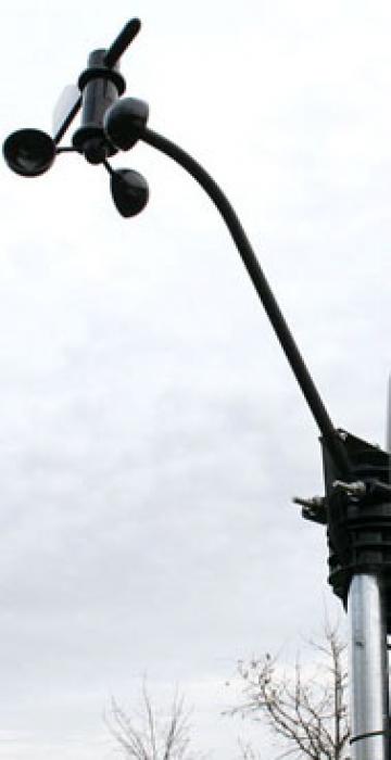 Photo anémomètre Davis Instrument Vantage Pro2