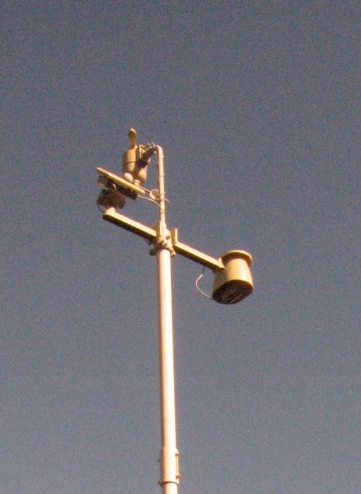 Photo anémomètre Oregon Scientific WMR200
