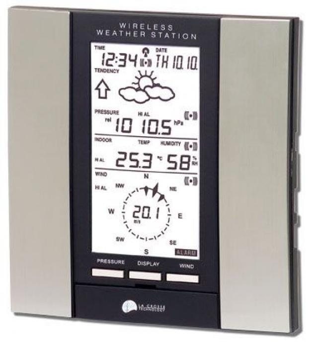 Photo de la console La Crosse Technology WS2355