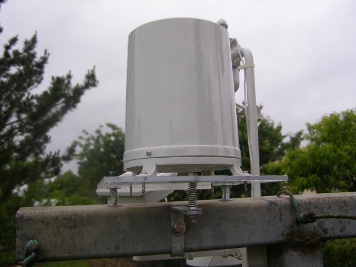 Photo pluviomètre Oregon Scientific WMR180