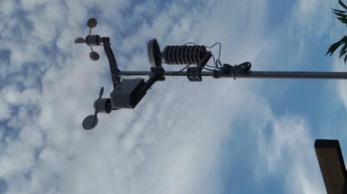 Photo de la console La Crosse Technology WS1600