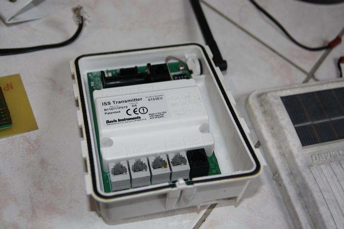 ISS Transmitter VP2
