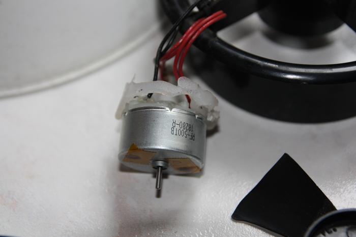Moteur ventilation ISS Vantage Pro 2 RF-500TB-18280-R